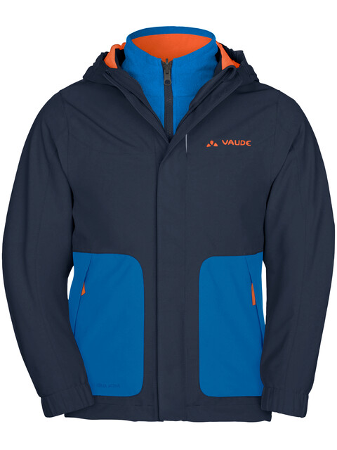 VAUDE Campfire IV 3in1 Jacket Kids eclipse uni